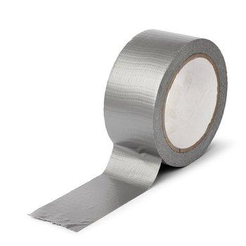 Taśma DUCT naprawcza, srebrna, 48mm/25m