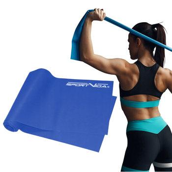 Taśma guma rehabilitacyjna do ćwiczeń 2m fitness-SportVida