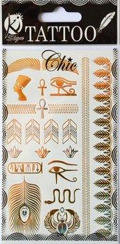 Tatuaże metaliczne, Egipt-Ki-Sign