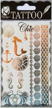 Tatuaże metaliczne, Morze-Ki-Sign