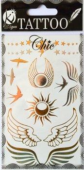 Tatuaże metaliczne, Niebo-Ki-Sign