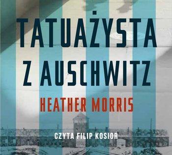 Tatuażysta z Auschwitz-Morris Heather
