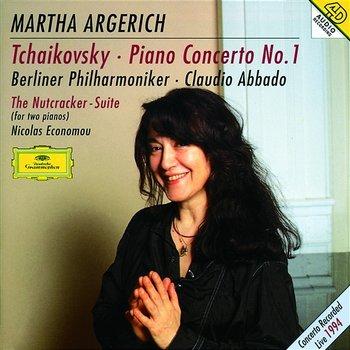 Tchaikovsky: Piano Concerto No.1; The Nutcracker Suite-Martha Argerich, Berliner Philharmoniker, Claudio Abbado, Nicolas Economou