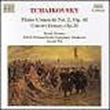 Tchaikovsky: Piano Concerto Nos. 2-Glemser Bernd