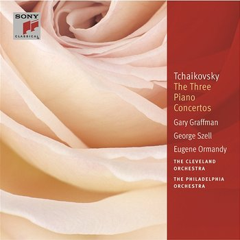 Tchaikovsky: The Three Piano Concertos [Classic Library]-Gary Graffman, The Cleveland Orchestra, George Szell