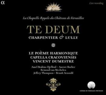 Te Deum-Capella Cracoviensis, Le Poeme Harmonique, Dumestre Vincent, Brahim-Djelloul Amel, Bucher Aurore, Van Mechelen Reinoud, Thompson Jeffrey, Arnould Benoit