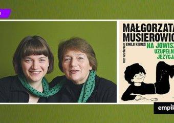 Tę książkę musi mieć każdy fan Jeżycjady! Niezwykły album Małgorzaty Musierowicz