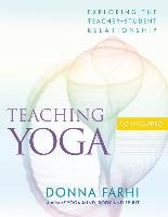 Teaching Yoga - Farhi Donna