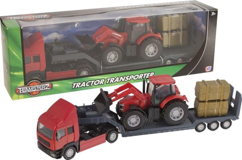 Teamsterz, Ciężarówka z naczepą, zestaw