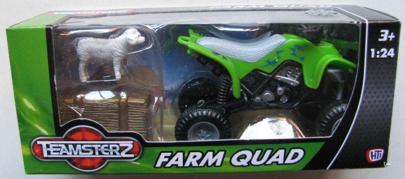 Teamsterz, Pojazd quad, zestaw