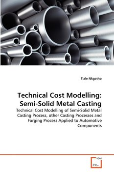 semi solid metal casting A new approach to rheocasting has been proposed by ajax tocco magnethermic rheocasting, or semi-solid metal casting (ssm), is a near-net-shape diecasting technology for nonferrous metals that combines principles of casting and forging rheocasting processes center on development of a semi-solid.