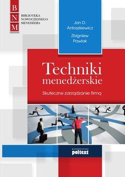 Techniki menedżerskie                      (ebook)