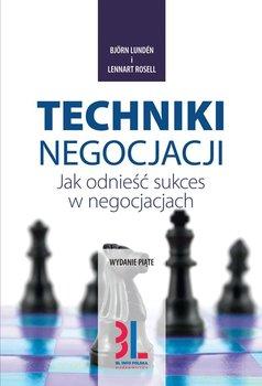 Techniki negocjacji. Jak odnieść sukces w negocjacjach                      (ebook)
