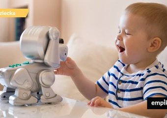Technologie dobre dla maluszka – zabawki technologiczne