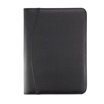 Teczka konferencyjna i notatnik A4, Essential, czarna-XD COLLECTION