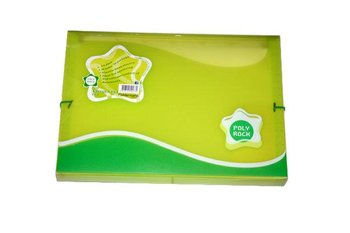 Teczka na dokumenty Foldermate, A4, zielona-Noster