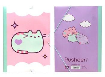 Teczka z gumką, A4, Pusheen-Grupo Erik