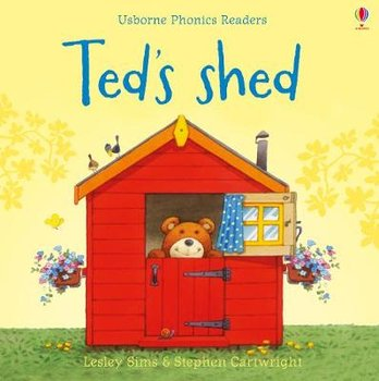 Ted's Shed-Sims Lesley
