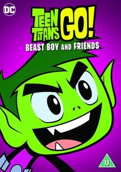 Teen Titans Go!: Beast Boy and Friends (brak polskiej wersji językowej)