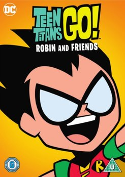 Teen Titans Go!: Robin and Friends (brak polskiej wersji językowej)
