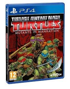 Teenage Mutant Ninja Turtles: Mutants in Manhattan-PlatinumGames