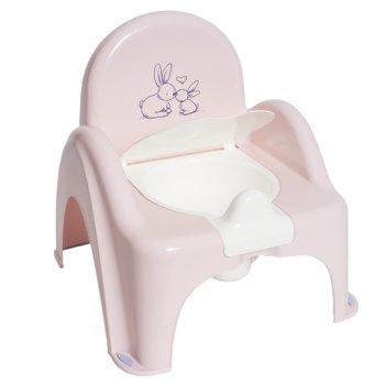 Tega Baby, Nocnik/Krzesełko, Króliczki, Różowy-Tega Baby