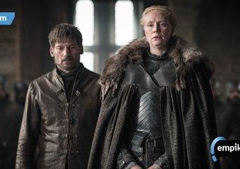 """Tego właśnie potrzebowaliśmy. Gwendoline Christie i Nikolaj Coster-Waldau opowiadają o pracy przy """"Grze o tron"""""""
