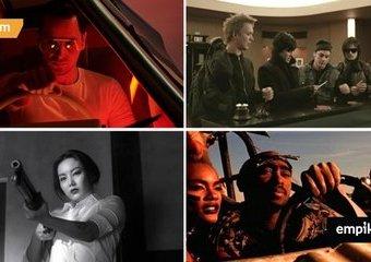 Teledyski inspirowane filmami