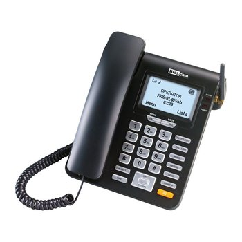 Telefon stacjonarny MAXCOM MM28D HS-Maxcom