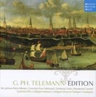 Telemann Edition-Various Artists