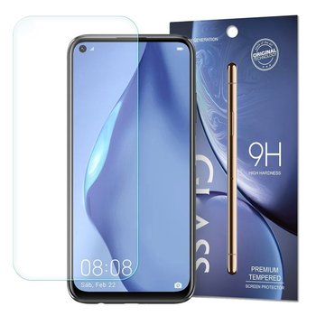 Tempered Glass szkło hartowane 9H Huawei P40 Lite / Nova 7i / Nova 6 SE (opakowanie – koperta)-Hurtel
