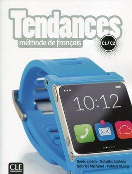 Tendances C1/C2. Podręcznik + DVD-Opracowanie zbiorowe