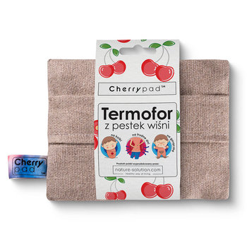 Termofor z pestek wiśni CHERRYPAD Len - NATURE-SOLUTION