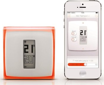 Netatmo termostat