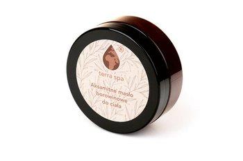 Terra SPA, aksamitne masło borowinowe do ciała, 200 ml-Terra SPA