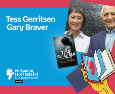 Tess Gerritsen, Gary Braver – PREMIERA   Wirtualne Targi Książki