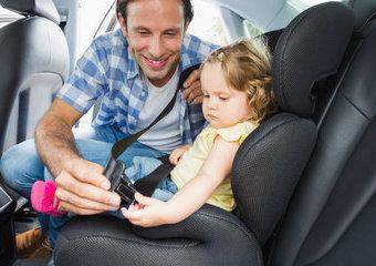 Test ADAC – ranking najlepszych i najbezpieczniejszych fotelików samochodowych wg ADAC