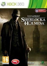 Testament Sherlocka Holmesa-Ubisoft