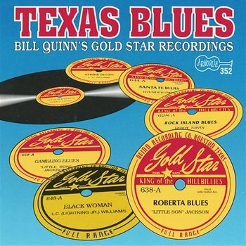 Various - Texas Blues (1928-1929)