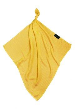 Texpol, Classic, Pielucha bambusowa 75x75 cm, Żółty -Texpol