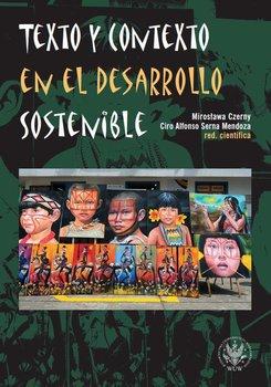 Texto y contexto en el desarrollo sostenible-Opracowanie zbiorowe