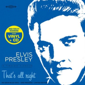 That's All Right-Presley Elvis