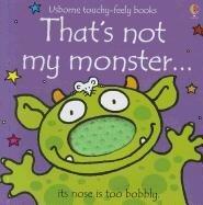 That's Not My Monster-Watt Fiona
