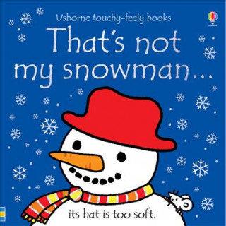 That's not my snowman...-Watt Fiona