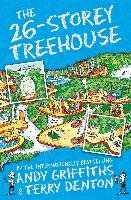 The 26-Storey Treehouse-Griffiths Andy