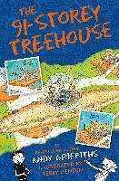 The 91-Storey Treehouse - Griffiths Andy