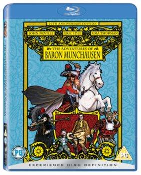 The Adventures of Baron Munchausen (brak polskiej wersji językowej)-Gilliam Terry