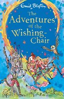 The Adventures of the Wishing-Chair-Blyton Enid