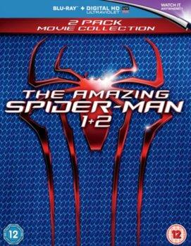The Amazing Spider-Man/The Amazing Spider-Man 2 (brak polskiej wersji językowej)-Webb Marc