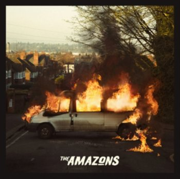 The Amazons (Deluxe Edt.)-The Amazons